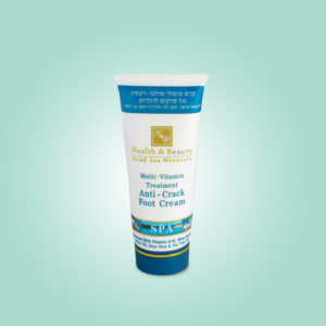 Multi-Vitamin Treatment Anti-Crack Foot Cream-100