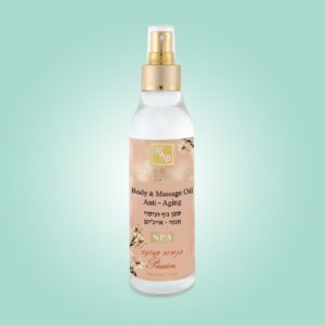 Body & Massage Oil Anti-Aging Passion
