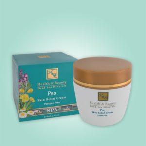 Psoriasis skin Relief Cream