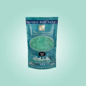 Luxury Bath Salts – Green