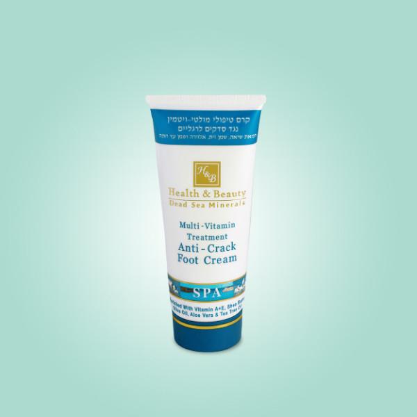 Multi-Vitamin Treatment Anti-Crack Foot Cream-100