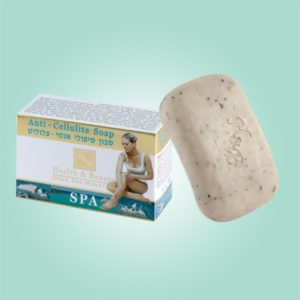 Anti cellulite soap