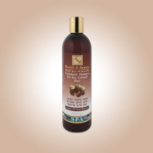 Argan Treatment Shampoo for Strong Shiny Hair