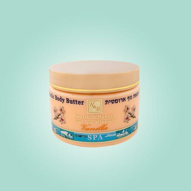 Aromatic Body Butter Vanilla
