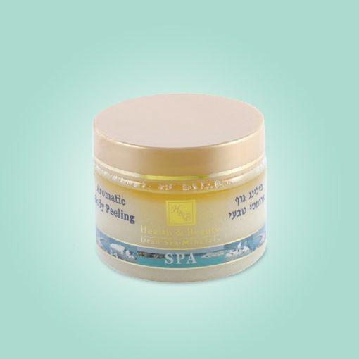 Aromatic Body Peeling-vanilla