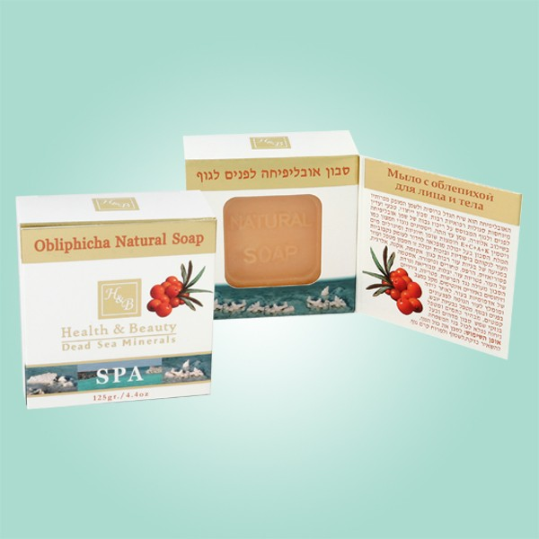 Obliphicha natural soap
