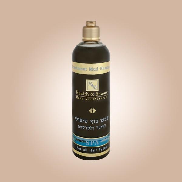 Treatment mud shampoo