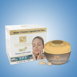 Multi-Vitamin Capsules for face