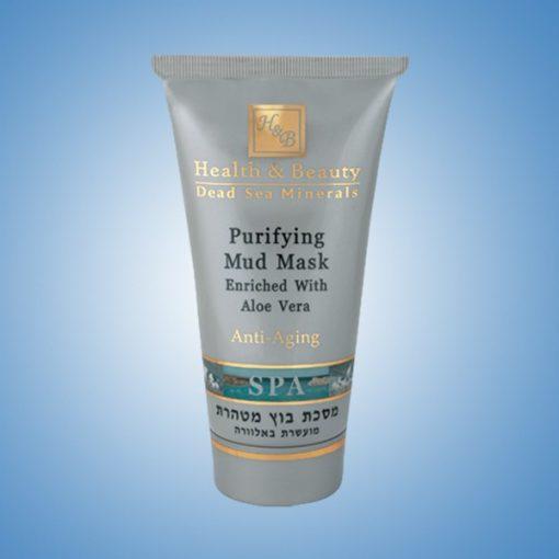 Μάσκα λάσπης εμπλουτισμένη με Αλόη 150ml