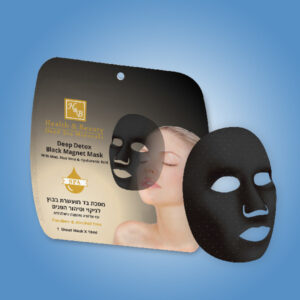 Deep Detox Black Magnet Mask