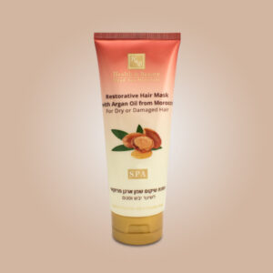 Restorative -Hair Mask- with -Argan Oil -from Morocco For dry or damaged hair
